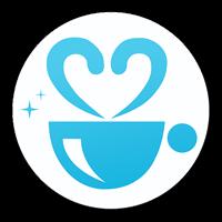 デジカフェのロゴ