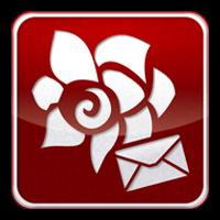 華の会メールのロゴ